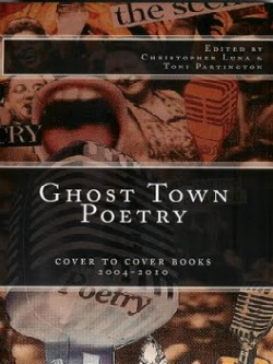 Anthology of poems presented at past Ghost Town Poetry's open mic programs.  Cover: Printed Matter Vancouver.